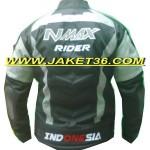 JP YAMAHA NMAX RIDER INDONESIA BLK