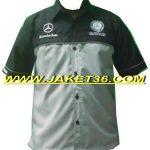 KEMEJA W 124 MERCEDES_BENZ BOXER CLUB INDONESIA JAKARTA CHAPTER 1